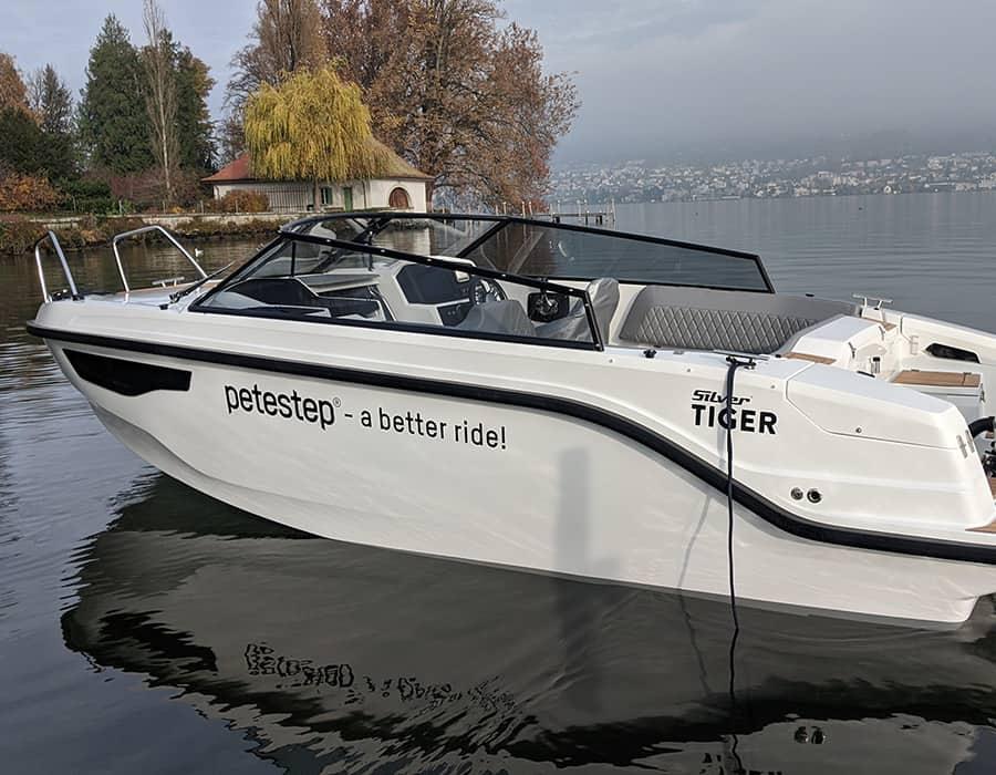 Silver Tiger Motorboot Schweiz