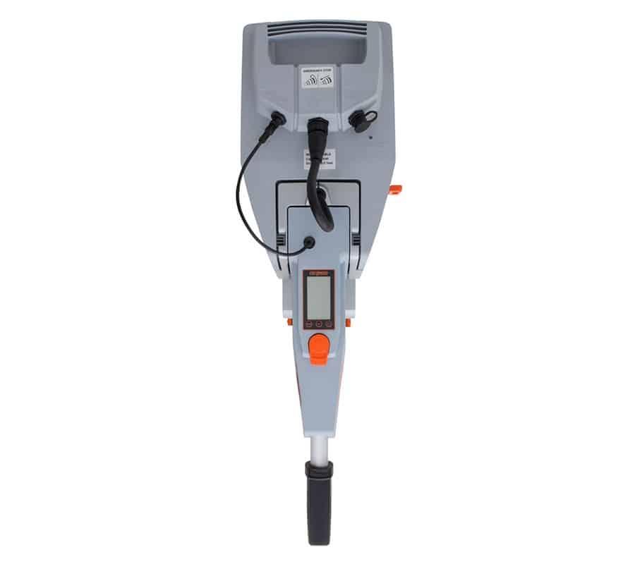 Torqeedo Travel 1103 elektrischer Aussenborder oben