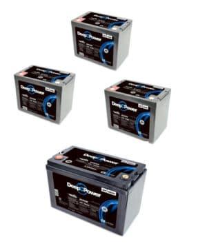 LiFePO4 Batterien und Zubehör