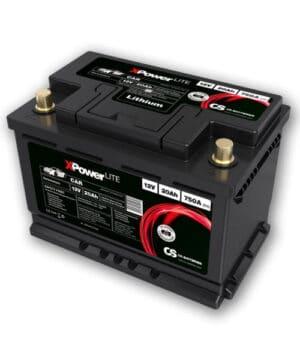 Marine Starterbatterie Lifepo4 12Volt 20AH wie 72AH ULTRALEICHT