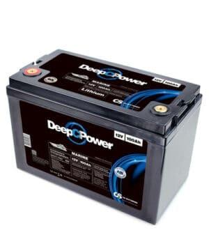100AH lifepo4 Versorgungsbatterie für Minnkota Bugmotor