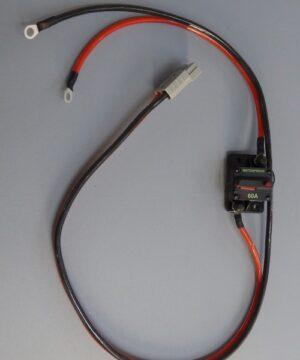 Installationskit auf Mass Bugmotoren elektrisch Minnkota Haswing