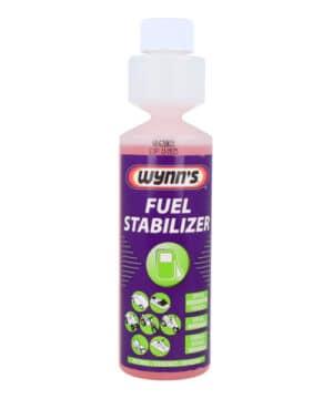 Benzin Stabilisator über den Winter für Bootsmotoren