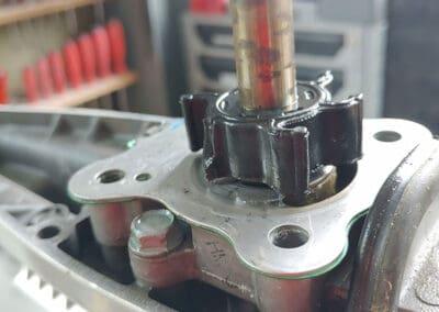 Impeller defekt Honda Aussenbord-Motor