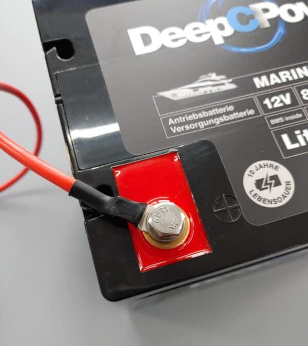 Ohne Batteriepolabdeckungen M8